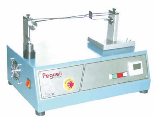 Shoe lace abrasion machine (lace to lace) EL-35