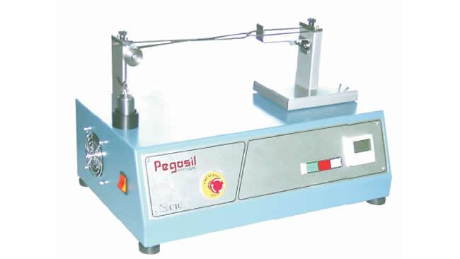 Shoe lace abrasion machine (lace to lace) EL-35